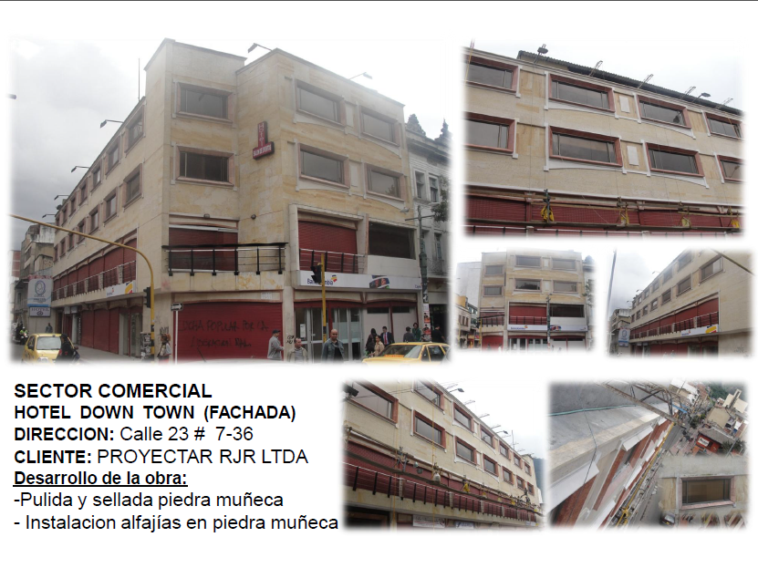 Sector Comercial Hotel Dawn Town